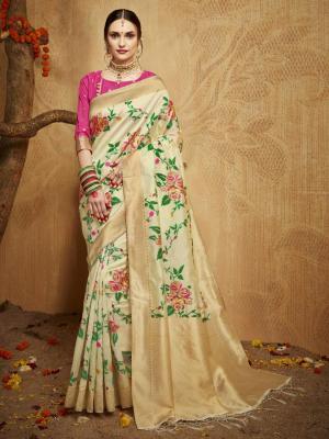 Style Instant Kesar Silk 1256