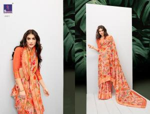 Shangrila Saree Rayesha Cotton 4911