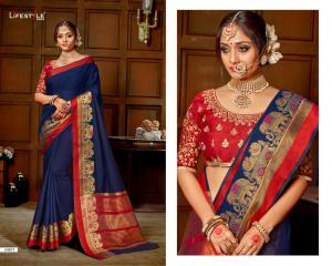 Lifestyle Saree Meera 54971