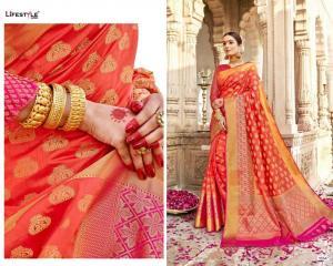 Lifestyle Saree Varmala 55347
