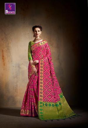 Shangrila Saree Saanvi Silk 5432