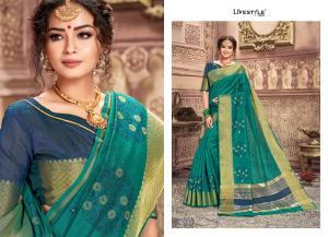 Lifestyle Saree Shubh Laxmi 60183