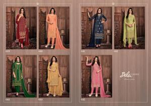 Bela Fashion Presia 639-645