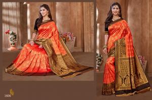 Jyotsana Saree Kanjivaram Silk 1606