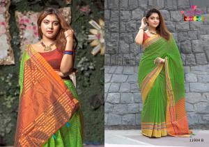 Varsiddhi Fashions Mintorsi Keshar Cotton 11904 B