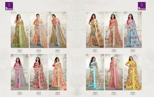 Shangrila Saree Kanchan 4921-4932