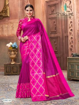 Shakunt Saree Nandita 167