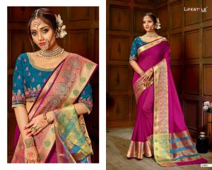 Lifestyle Saree Meera 54967