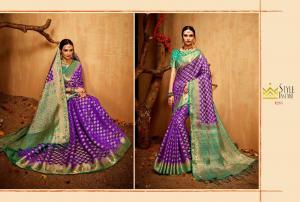 Style Instant Banarasi Silk 1265