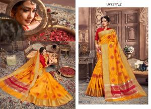 Lifestyle Saree Shubh Laxmi 60184