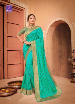 Shangrila Saree Kalyani 8624