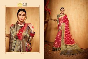 Style Instant Banarasi Silk 1261