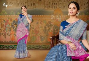 LT Fabrics Sakhi 71002