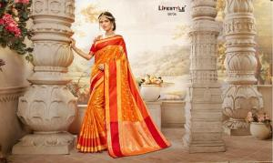 Lifestyle Saree Sajawat 58726