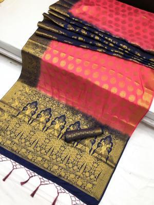 Keshar Veshika Silk 1004