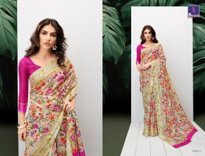 Shangrila Saree Rayesha Cotton 4907