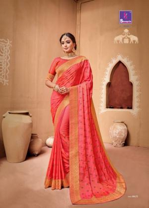 Shangrila Saree Kalyani 8625