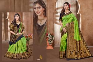 Jyotsana Saree Kanjivaram Silk 1604
