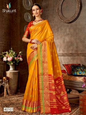 Shakunt Saree Nirmit 40101