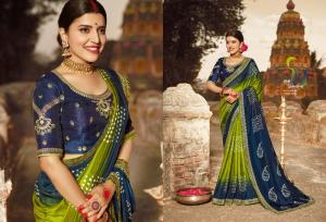 Kessi Fabrics Bandhej 1042