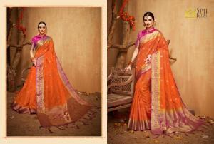 Style Instant Banarasi Silk 1266