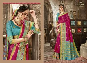 Triveni Saree Aanchal 26606
