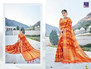 Shangrila Saree Nithya Silk 5581
