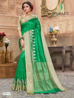 Shakunt Saree Saadhvi 154