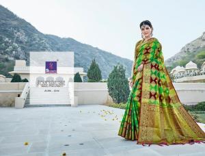 Shangrila Saree Nithya Silk 5582