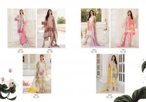 Shraddha Designer Sobia Nazir Vital 1001-1006