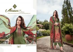 Tanishk Fashion Gulmohar 12003 Price - 625