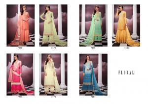 Jinaam Dress Maleeka 7475-7481