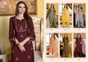 Yami Fashion Virasat 2561-2566 Price - 6570