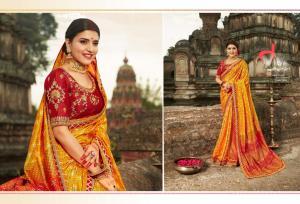 Kessi Fabrics Bandhej 1038