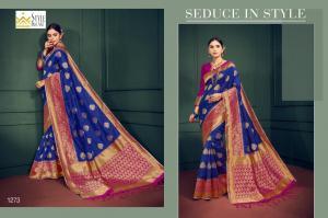 Style Instant Aanokhi Silk 1273