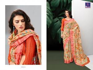 Shangrila Saree Rayesha Cotton 4903
