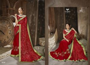 Triveni Saree Amulya 80501