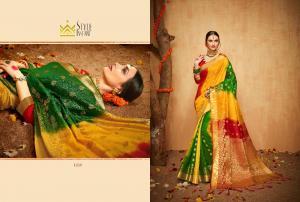 Style Instant Banarasi Silk 1259