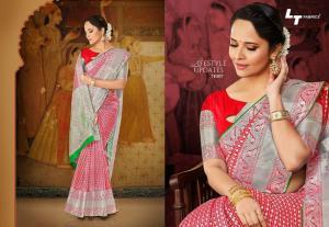 LT Fabrics Sakhi 71007