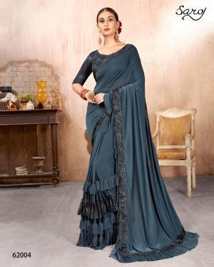 Saroj Saree HotLady 62004