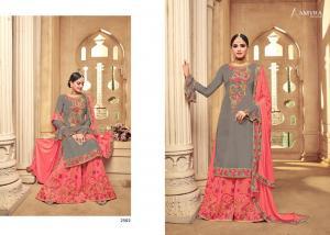 Amyra Designer Gharana 2502