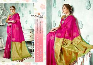 Vaamika Fashions Parnica Silk 2603