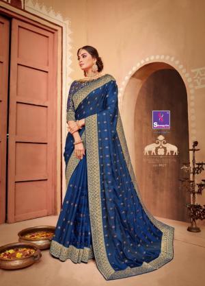 Shangrila Saree Kalyani 8621