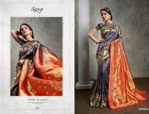 Saroj Saree Parampura 230001