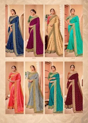 Shangrila Saree Kalyani 8621-8628