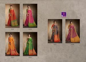 Shangrila Saree Saanvi Silk 5431-5436