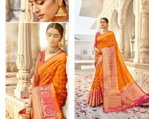 Lifestyle Saree Varmala 55345