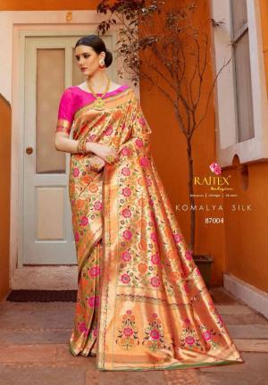 Rajtex Komalya Silk 87004