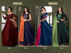 Nidhisha 6001-6004