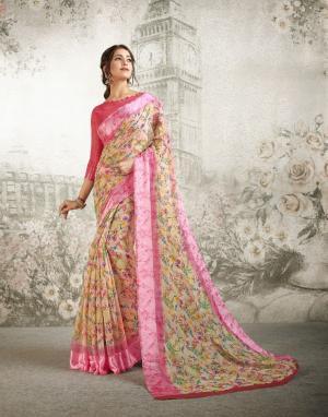 Shangrila Saree Kanchan 4931